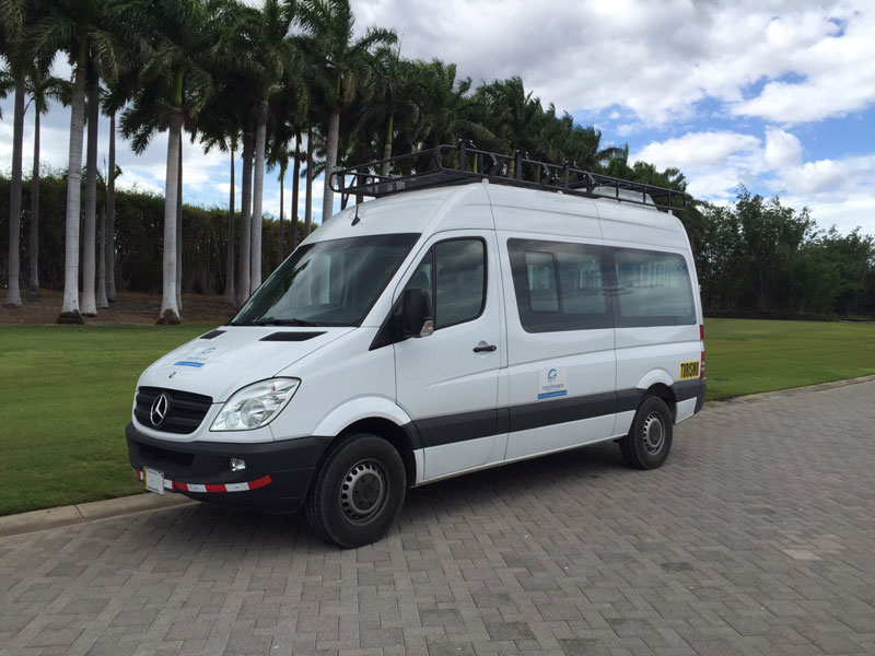 Mercedes Sprinter Van 2015