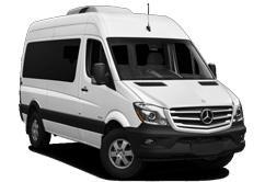 Mercedes Sprinter 9 passengers
