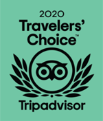 Tripadvisor Travelers' Choice Logo 2020