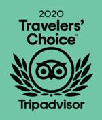 Tripadvisor Travelers' Choice Logo 2020